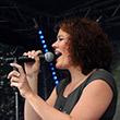 Meike Brandt, Sängerin der Band Funk Reloaded